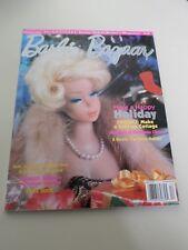 BARBIE BAZAAR vintage doll magazine From Dec. 1998