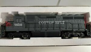 Atlas HO Gauge GP 40 No. 7037 Cotton Belt Locomotive 7602