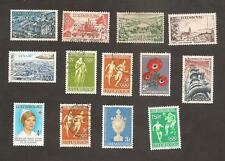 Luxembourg Lot incl. vintage, sprorts and airmail