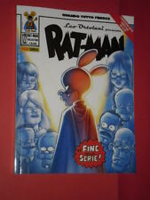 RAT-MAN COLLECTION-  N° 122 -fine serie- DI:LEO ORTOLANI- MANGA PANINI - ratman