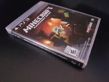 Minecraft PlayStation 3 Edition [PS3] [Brand New Factory Sealed!]