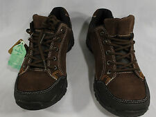 NEW Nevados Mens Rugged Oxford Hiking Shoes, Size 8  Brown/ Black
