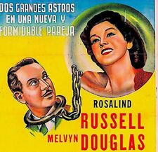 16mm comedy THIS THING CALLED LOVE  (1940), Rosaland Russell, Melvyn Douglas