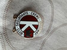 More details for crewe kings speedway badges