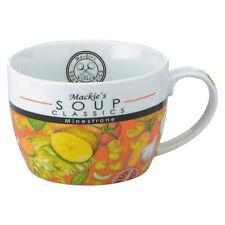 Claire Mackie Soup Mug Minestrone
