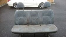 Rear bench seat for Ford Transit Tipper 350 Crew Cab