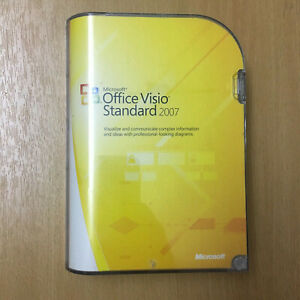 Microsoft Office Visio Standard 2007 Retail Edition