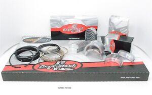 Fits 06 07 08 09 10 11 Honda Civic 1.8L SOHC L4 16V D18A1 - RE-RING + MAIN BRGS