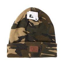DC edyha03054 Hat Beanie Knitted Camo 93897