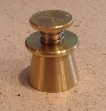 """New Vintage Antique Replica """"PERFECT TEE MOLD"""" Golf Ball Brass Sand Ryder Cup"""