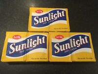 6 x Sunlight Household Soap Stain Removal Hand Washing (3 x 2 pack)..