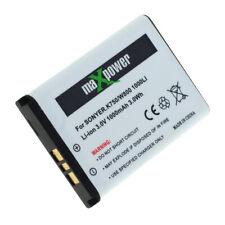 Akku MaxPower f. Sony Ericsson W800i 1000mAh Li-Ionen (BST-37)