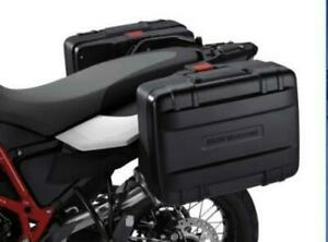 BMW F650GS, F700GS and F800GS Vario Case, Left - 71 60 7 696 299
