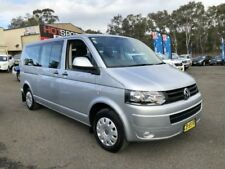 2014 Volkswagen Caravelle T5 MY15 TDI340 Silver 7 SPORTS AUTOMATIC DUAL CLUTCH