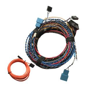 HIFI AUDIO retrofit cable harness Fit For BMW F10 F01 F25 F15 F30 Harman Kardon: