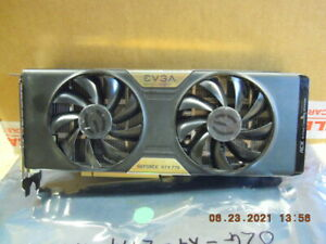 EVGA NVIDIA GeForce GTX 770 (02G-P4-2774-KR) 2GB Video Card w/ ACX * 4 Screens