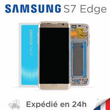 Samsung Écran LCD et Tactile pour Galaxy S7 edge - Or (03701144603009)
