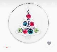 Fits Ginger Snaps Christmas Tree SNAP Interchangeable JEWELRY Button 18 mm USA