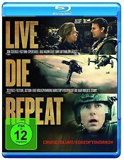 EDGE OF TOMORROW, Live.Die.Repeat (Tom Cruise) Blu-ray Disc NEU+OVP