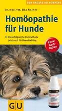 Homöopathie für Hunde, GU, Dr. ELKE FISCHER Ladenpreis 12,99€ wie neu, ungelesen