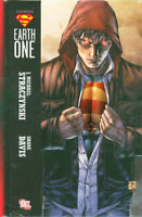 Superman: Earth One Volume 1 Hardcover Graphic Novel SIGNED