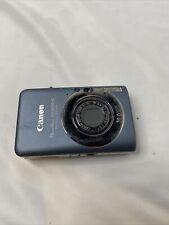 Canon PowerShot SD1200 IS 10.0MP Digital Camera Blue