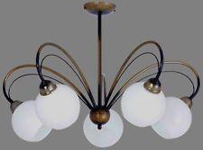 Markenlose Deckenlampen & Kronleuchter aus Bronze