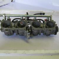 2004 Honda CBR600RR OEM MAIN FUEL INJECTORS / THROTTLE BODIES