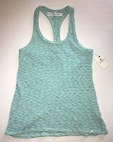 NWT Women's Volcom Lost Together Sweater Racer Back Tank Top-Size S