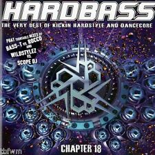 Hardbass 18 - 2CD MIXED - HARDSTYLE HARD TRANCE