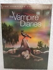 The Vampire Diaries: Complete First Season One 1 (DVD, 2010, 5-Disc Set) New