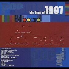 1997 Luis Miguel,Enrique Iglesias,Ricky Martin,Cristian,Ana Gabriel,Lucero,Diego