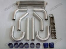 "550x180x65 Intercooler + 2.5"" piping kit For JETTA V6 VR6"