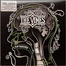 "THE VINES 'ANYSOUND' EU GATEFOLD PICTURE SLEEVE 7"" SINGLE"