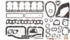 Full Engine Gasket Set 1951-54 Hudson Hornet 308 NEW