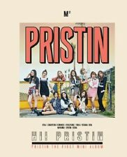 PRISTIN 1st Mini Album - [HI! PRISTIN] Prismatic Ver. CD + Photobook + Photocard