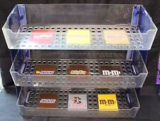 Vintage Mars, Incorporated Snickers Candy Display Case