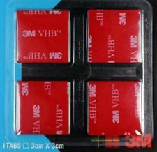3M_VHB Double Sided Tape Pads - Automotive Clear Foam Tape 1.18