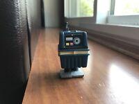 Power Droid Gonk Vintage Kenner Star Wars Action Figure NM! Short V Variant