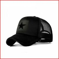 Cap Mesh Gorras Summer Baseball Hats Women Hat Men Hip Caps Sun Trucker Hop