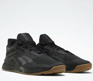 Reebok Nano X1 Training Men's shoes size 8.5M NEW - Color: Black