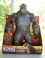 "KING KONG Skull Island 18"" Poseable Mega Figure Walmart Exclusive NEW IN PACKAGE"