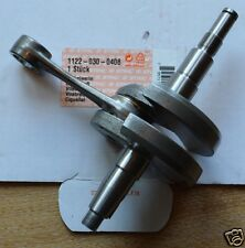 Genuine Stihl MS660 MS650 066 CRANKSHAFT 1122 030 0408 rintracciati POST