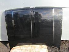 Jeep Grand Cherokee ZJ ZG 93-99 hood bonnet panel - black