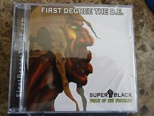 Super Black Voice Of The Voiceless - First Degree The D.E. (CD Used Very Good)