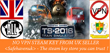 Train Simulator 2016 (+free update to 2017) Steam key NOVPN RegionFree UK Seller