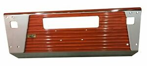 Kenworth Bumper Center T-800 Chrome