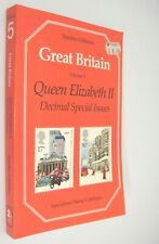 Stanley Gibbons Queen Elizabeth II Decimal Special Issues Vol 5 Stamp Catalogue