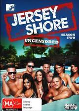 Jersey Shore: Season 2  - DVD - NEW Region 4