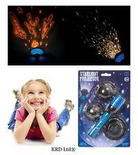Kinder Sternenlicht Space Projektor Taschenlampen Geburtstag Zelten Spielzeug
